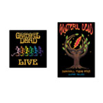 Grateful Dead: Downhill from Here - DVD + Best of Grateful Dead Live 2-CD