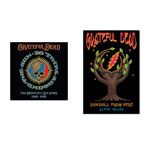 Grateful Dead: Downhill from Here - DVD + 30 Trips Around the Sun Live 4-CD set
