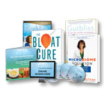 Gutbliss with Dr. Robynne Chutkan - 4 DVD's + 3 Books + Online Course
