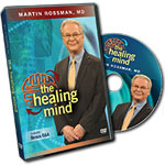 Th Healing Mnd with Martin Rossman: DVD