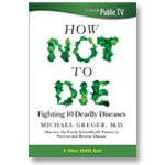 How Not to Die: 2-DVD set of program with extra material