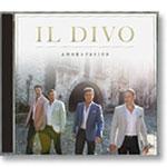Il Divo: Amor & Pasion CD (studio recording)