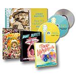 Jimmy Buffett: Buried Treasure 2-CD/DVD set + 2 DVD's & CD
