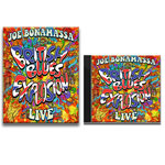 Joe Bonamassa: British Blues Explosion 2-DVD set + 2-CD set