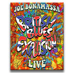 Joe Bonamassa: British Blues Explosion Live: 2-DVD set