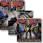 Bonamassa: Greek Theatre 2-CD + 2-DVD + Blues of Desperation CD