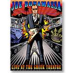 Joe Bonamassa at the Greek Theatre 2-DVD set