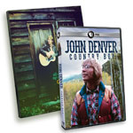 John Denver: Country Boy - DVD + All My Memories 4-CD set