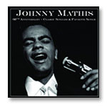 Johnny Mathis: 60th Anniversary 4-CD set