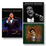 Johnny Mathis: Wonderful Wonderful: DVD + 60th Anniversary 4-CD + Christmas CD