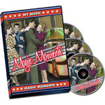 Magic Moments: The Best of 50's Pop: 3-DVD Set