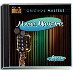 Magic Moments: The Best of 50's Pop Live CD