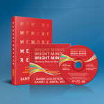 Memory Rescue with Daniel Amen, MD: Book + Music CD
