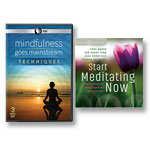 Mindfulness Goes Mainstream: 3-DVD set + CD