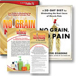 No Grain No Pain: 2-DVD + Book + Website Access + Pocket Guides