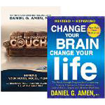DVD of program + Change Your Brain Change Your Life book