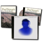 Paul Simon's Concrt in the Park - DVD + 2-CD set + Blue Light CD