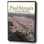 Paul Simon's Concert in the Park - DVD of program