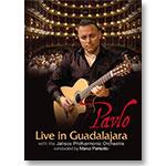 Pavlo Live in Guadalajara - DVD