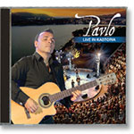 Pavlo: Live in Kastoria CD
