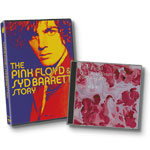 Pink Floyd The Early Years 2-CD + The Pink Floyd & Syd Barrett Story DVD