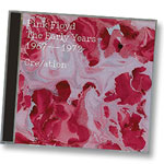 Pink Floyd: Cre/ation: The Early Years 2-CD set