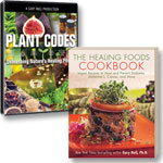 Plant Codes DVD + Healing Foods Cookbook