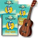 """Play the Ukulele: """"Big Kahuna Package"""""""
