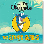 Play Along with The Atomic Sharks CD