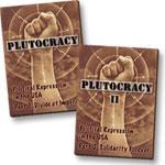 Plutocracy: Volume 1 DVD + Volume 2 DVD