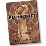 Plutocracy: Volume 1 DVD (Divide et Impera)