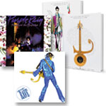 Prince: Ultimate Rave 2-CD/DVD + Purple Rain LP + 2 Books