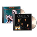 Queen: News of the World CD + Greatest Hits CD