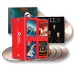 Queen: 2 CD's + Live 6-DVD set