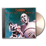 Queen: News of the World CD