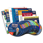 The Slott Solution 2018 Combo: 15 DVD's, 2 CD's, 3 books, Letters & Web Access