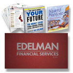Ric Edelman: 2 Books + Newsletter + Personal Financial Plan