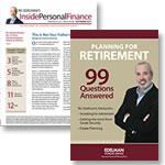 Ric Edelman Newsletter + Retirement booklet + Personalized Financial Plan