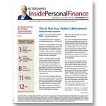 Ric Edelman's Inside Personal Finance Newsletter - 12 issues