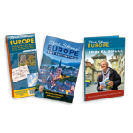 Rick Steves: Europe Planning Map & Travel Skills DVD