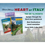 Europe Through the Back Door Book + Travel Skills DVD