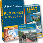Florence & Tuscany Guidebook + Travel Skills DVD + Italy Map