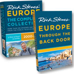 100 Shows 2000-2016 DVD set + Europe Through the Back Door book
