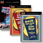 Rock, Rhythm & Doo Wop 3-DVD set