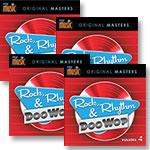 Rock, Rhythm & Doo Wop 4-CD set