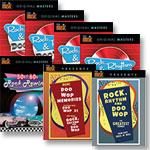 Rock, Rhythm & Doo Wop 3-DVD set + 4-CD set