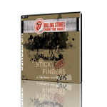 Rolling Stones: Sticky Fingers Live at the Fonda Theatre: DVD/CD set