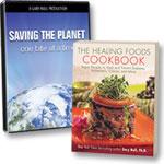 Saving the Planet DVD + Healing Foods Cookbook