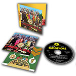 The Beatles: Sgt. Pepper's Lonely Hearts Club Band CD