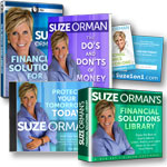 "Suze Orman's ""Financial Power Pack"""